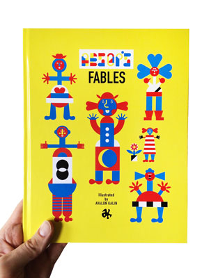 Image Aesop's Fables front cover